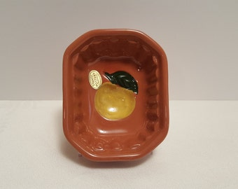 Stangl Flemington Exclusive Mold with Peach