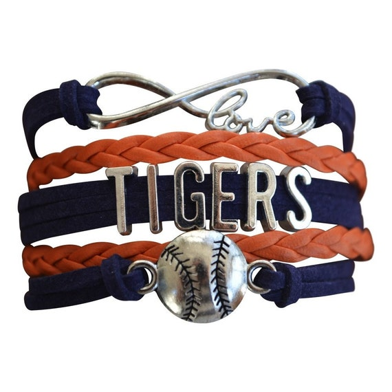 detroit tigers jewelry detroit tigers by myinfinitycollection