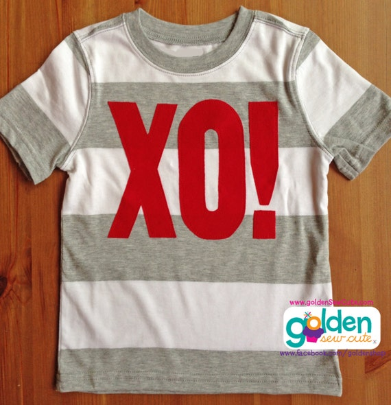 Valentine's Day XO! Tee
