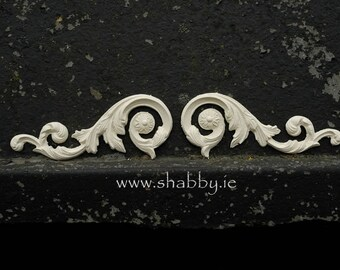 New ** Ornate Scrolls** Pair from www.shabby.ie
