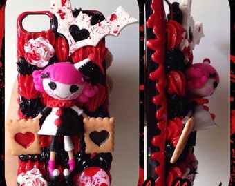 Cursed Doll Decoden box IPhone 5 c