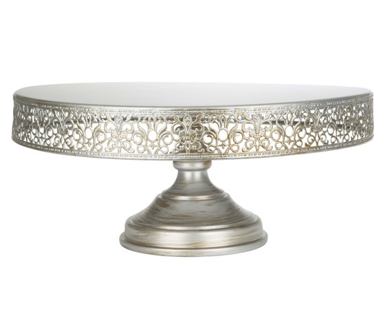 16 inch round wedding cake stands silver cake stand 16 inch cake stand by 10057