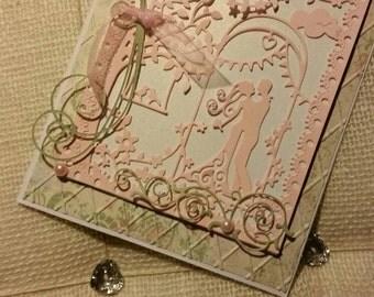 Wedding Card- Bridal Shower Card - Wedding Shower Card