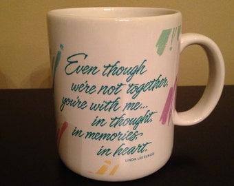 Vintage 1987 Hallmark Coffee Mug EXCELLENT CONDITION