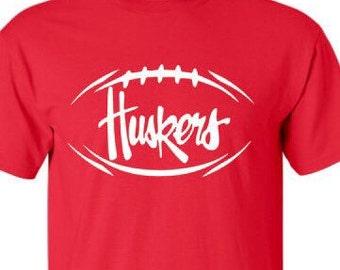 Nebraska Huskers Football Tee