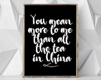 Love Quotes, Printable Artwork, Black White Art, Love Quote Print, Word Prints, Sayings, Black Prints, Downloadable Art, Wall Art