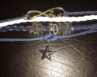 Air Force Bracelet