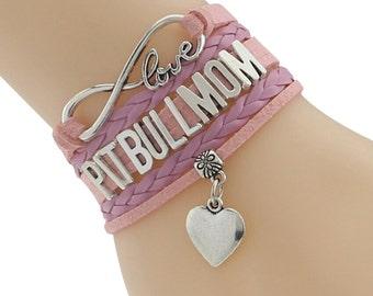 I Love My Pit Bull (Pink)