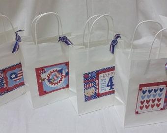 Patriotic Gift Bags