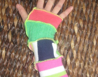 Upcycled Arm Warmers