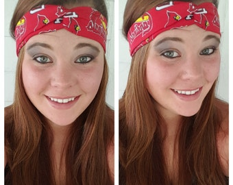 St. Louis Cardinals MLB Headband