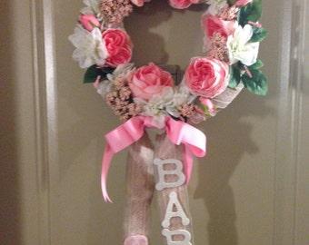 New Baby Wreath