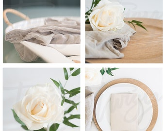 Wedding Basics   Stock Photos & Mockups for Instagram
