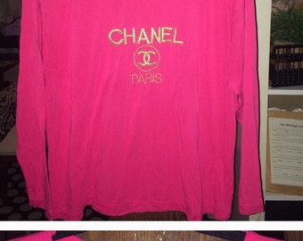 Vintage Chanel t-shirt