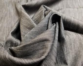 Charcoal Grey Denim
