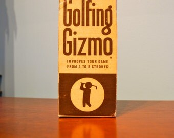 Golfing Gizmo - Vintage
