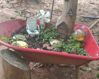 Gnome Homes and Fairy Flats