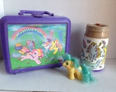 Vintage My Little Pony Lunchbox