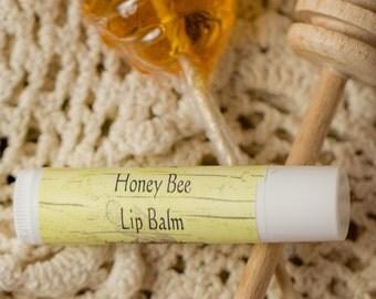 Honey Bee Lip Balm