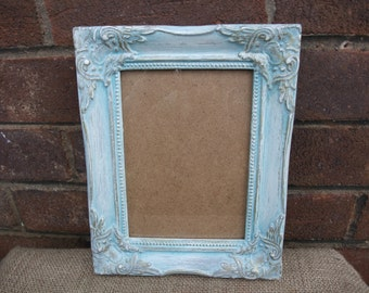 vintage picture frame,fancy ornate frame,decorative retro style frame,shabby chic cottage decor