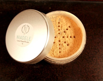 Summer Loose Mineral Powder