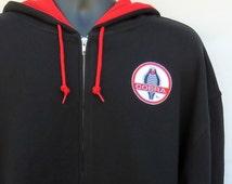 Shelby Cobra zipper hoodie