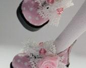 Shoes forPpinkydolls/ Blythe/ Pullip/ Lalaloopsy/ Hujoo/ Obitsu/ Licca/ Momoko/ Dal or 1/6 scale dolls .