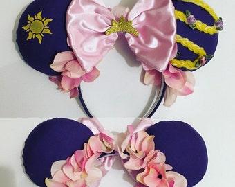 Rapunzel/Tangled Inspired Ears