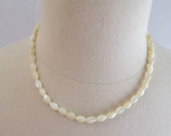 Former Pearl - necklace - jewelry - mother of pearl necklace-