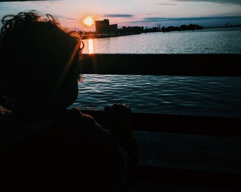 Candid Sunset