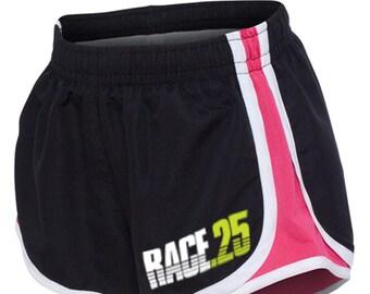 Youth Girls Race.25 midgets running short/Quartem midgets shorts