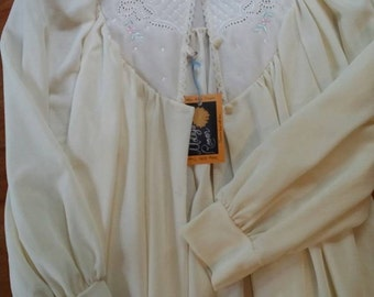 Bed Jacket from the 1970's