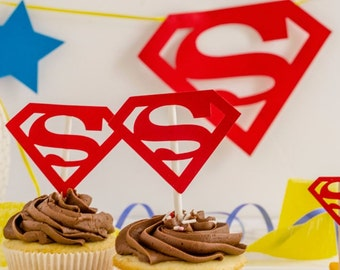 Superman Party Pack