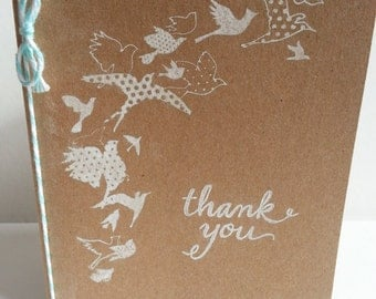 Fly Away Thank You Card Set