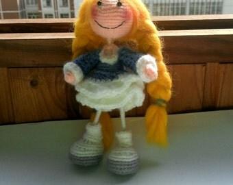 Doll, handmade, а perfect gift