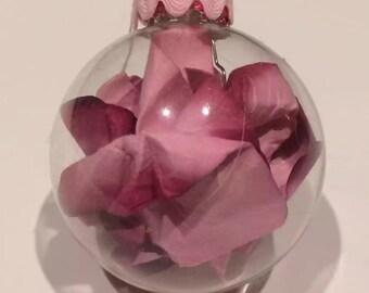 Petals Ornaments