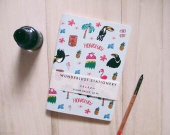 Honolulu Noteboook
