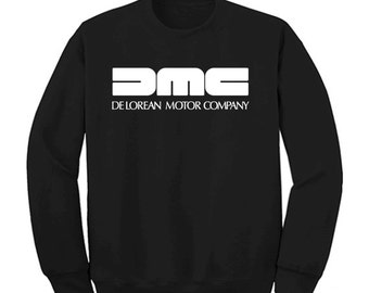 DMC DeLorean Crewneck Sweater