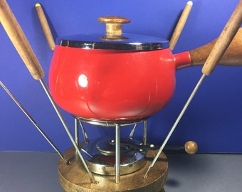 Fondue Set with skewers
