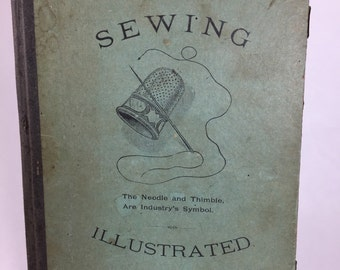 Sewing Illustrated 1886
