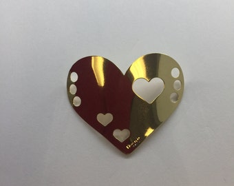 G.L Heart Pendant