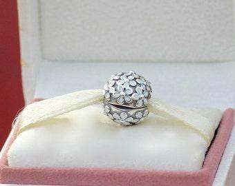 PANDORA Clip Darling Daisy Meadow White 791494EN12