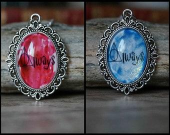 """Bleeding Always"" chain or ""Magic Blue Always"""