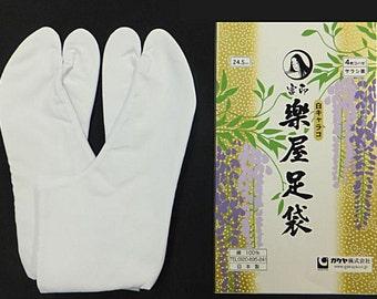 Traditional Japanese TABI sz. 43-44 (28 cm) japanese socks KIMONO samurai GEISHA