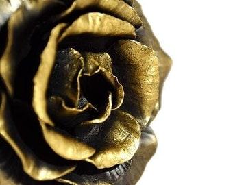 Single Steel Rose