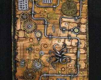 Steampunk Journal A5