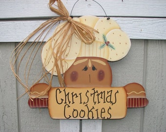 Christmast Cookies Ornament