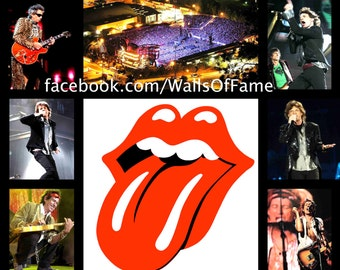 Rolling Stones Montage 1