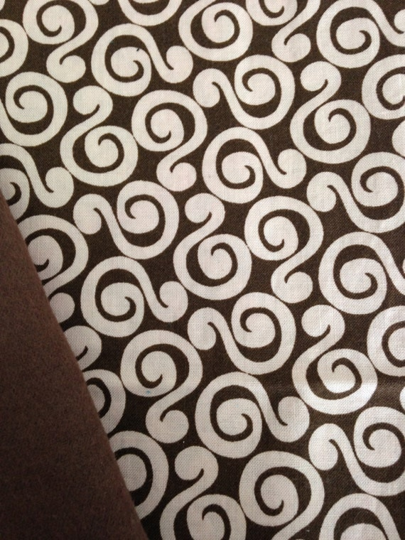 Swirl, Weighted Lap Pad/Small Blanket/Travel Weighted Blanket 3 pounds.  14.5x22