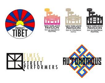 Custom Logo, Branding, Identity, Marketing, Graphic Design